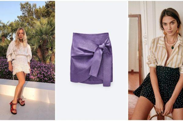 Mini suknje stvorene su za vruće dane – pronašle smo 30 najboljih modela
