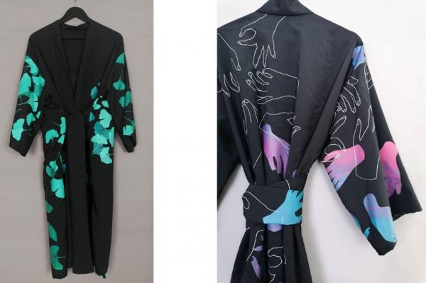 Osvojila su nas ova predivna kimona zagrebačkog brenda