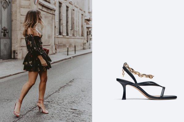 Najljepše sandale na petu za ljetna vjenčanja i večernje izlaske