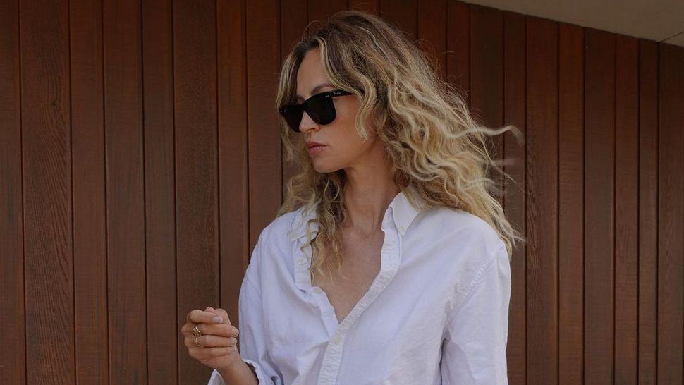 tragovi na nosu od sunčanih naočala