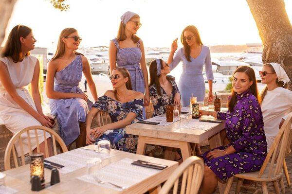 Anamarija Asanović je predstavila cruise kolekciju koje će poželjeti svaki žena