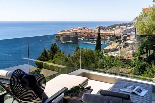 Zavirite u luksuzne apartmane s najljepšim pogledom na Dubrovnik