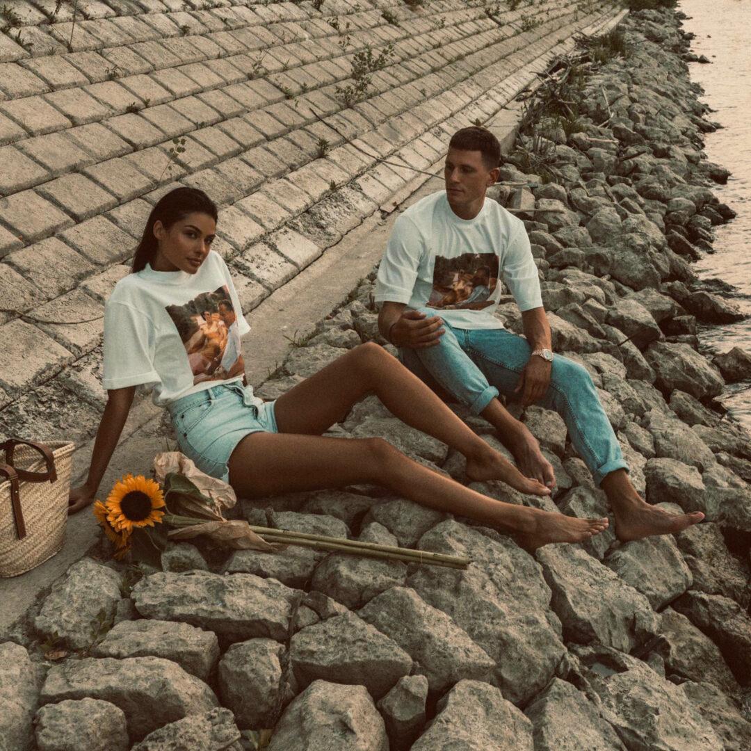 Savršeni ljetni T-shirt s potpisom brenda koji je osvojio cijelu regiju