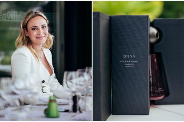 Donna Vekić pripremila je prvu svečanu večeru uz DNNA svijeće