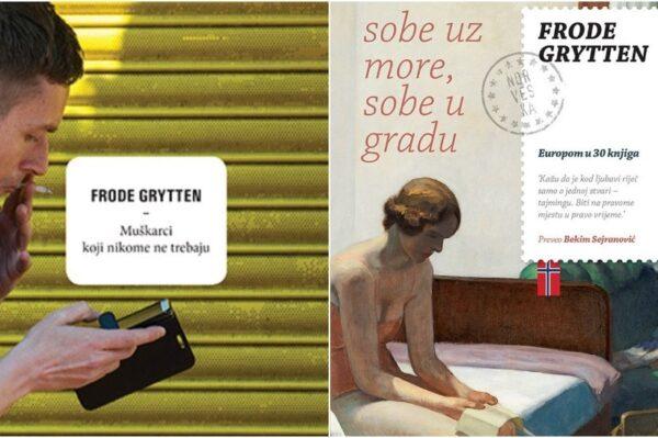 Putovati (s) knjigama: Iva Biondić u razgovoru s norveškim piscem Frodeom Gryttenom