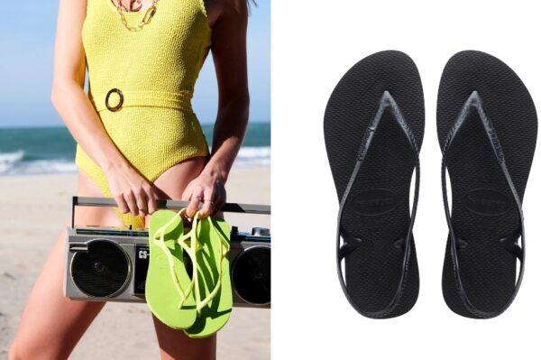 Omiljene Havaianas japanke transformirale su se u cool sandale za plažu
