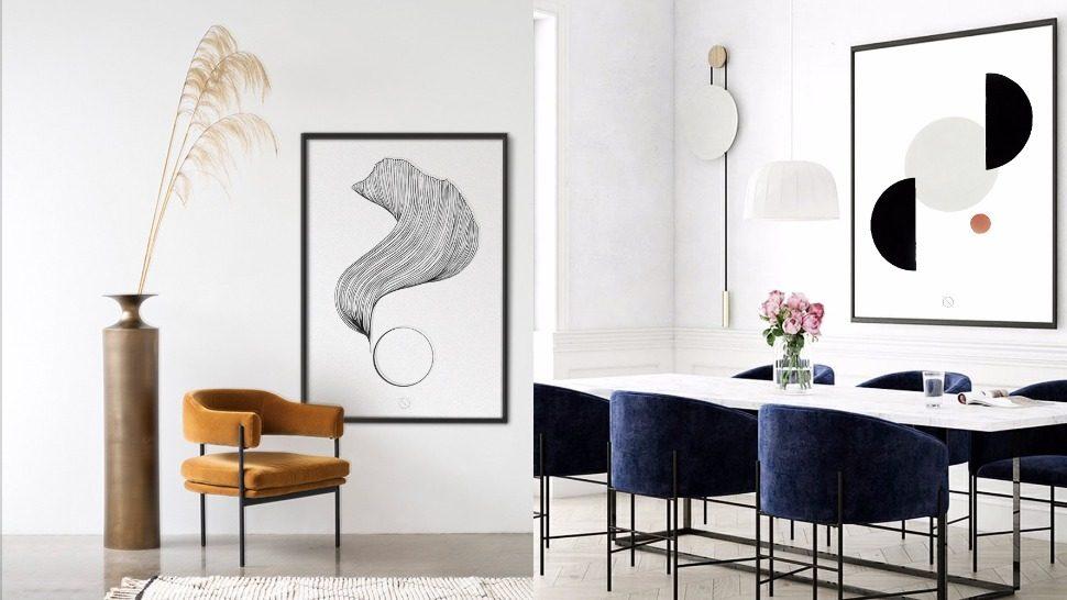 Oduševili su nas predivni minimalistički posteri brenda Kol Stockholm