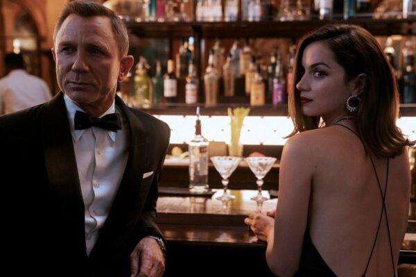 Journal Man: Novi trailer najavljuje konačni dolazak Jamesa Bonda u kina