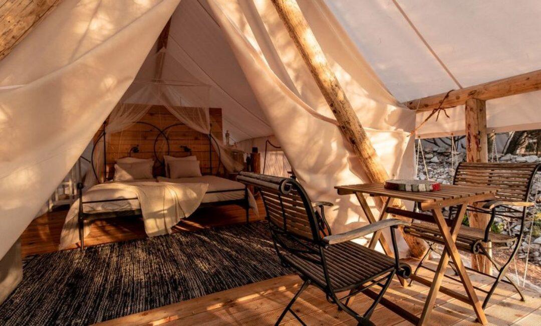 Jedan od najljepših glamping kampova na Jadranu nalazi se na Hvaru