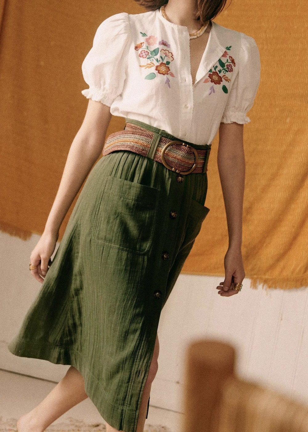 Sézane ljetne suknje 2021.