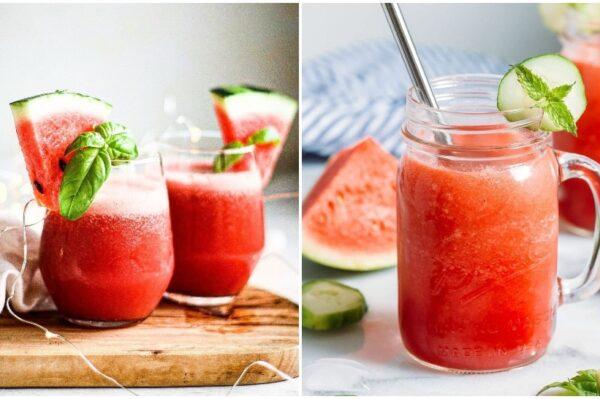 Hladni smoothie od lubenice je sve što trebamo za vruće ljetne dane