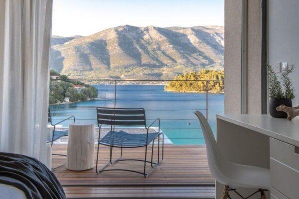Na Korčuli se nalazi ovaj divan boutique hotel s najljepšim pogledom na more