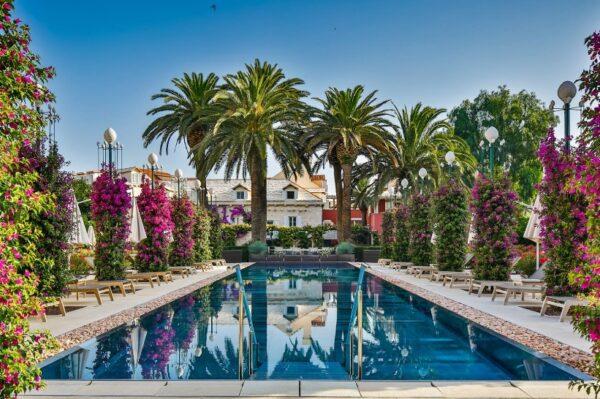 Najljepši bazeni na našoj obali za uživanje u ljetnim danima