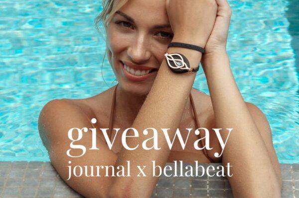 Journal Summer Giveaway: Poklon paket najpopularnijih Bellabeat proizvoda