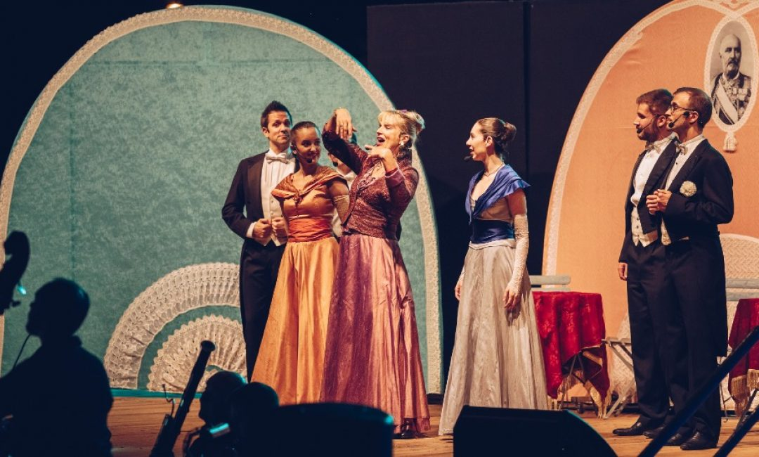 Filharmonija, operete i klasični koncerti na prekrasnoj pozornici jezera Bundek