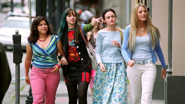 filmovi za gledanje s prijateljicama - The Sisterhood of Travelling Pants