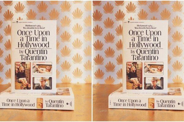 Izašla je knjiga 'Once Upon  Time In Hollywood' Quentina Tarantina napisana po filmskom hitu