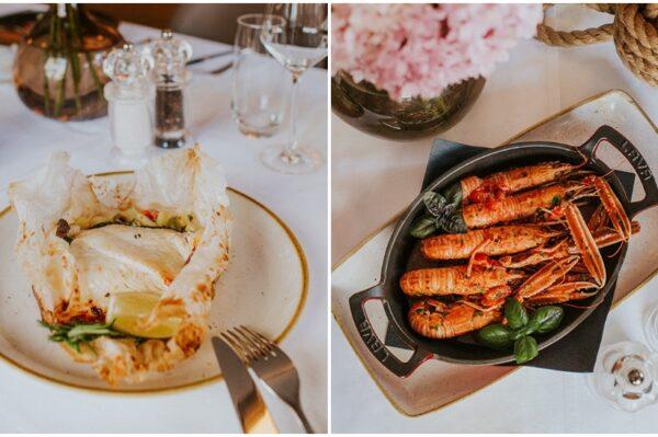 Bile smo na ručku u restoranu Korčula i uživale u novim jelima s ljetne karte