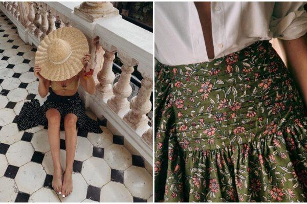 Trendi suknje koje ćemo nositi i na badić i na košulju
