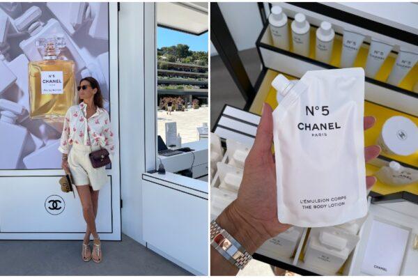 Chanel Factory 5 stigao je u Rovinj – evo kako spektakularno izgleda!