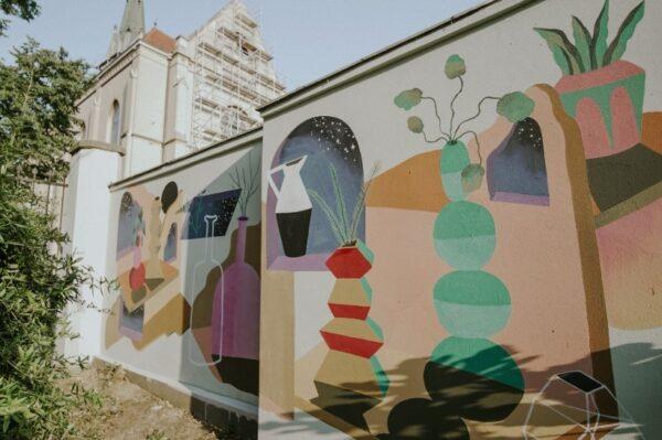Tri umjetnice potpisuju nove street art radove u Zagrebu