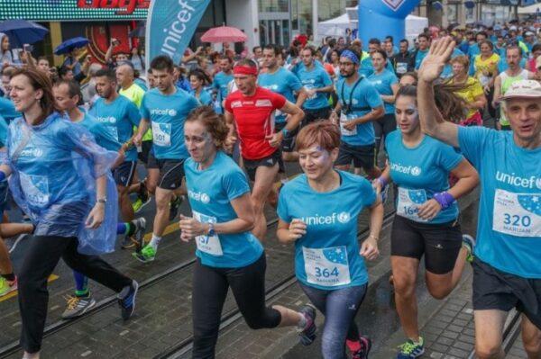 Pet godina UNICEF-ove utrke u kojoj su pobjednici uvijek djeca