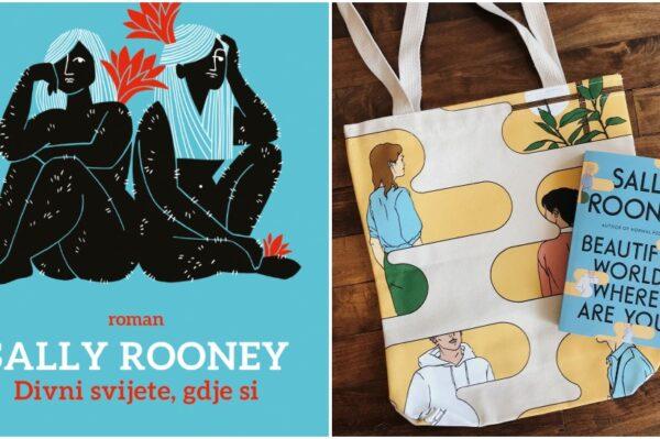 Nova knjiga Sally Rooney odmah izlazi i u hrvatskim knjižarama!