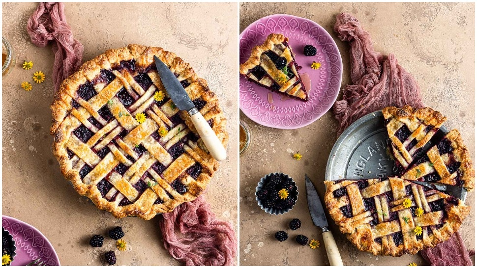 Bite It Quick: Pita s kupinama je savršen desert za kasno ljeto