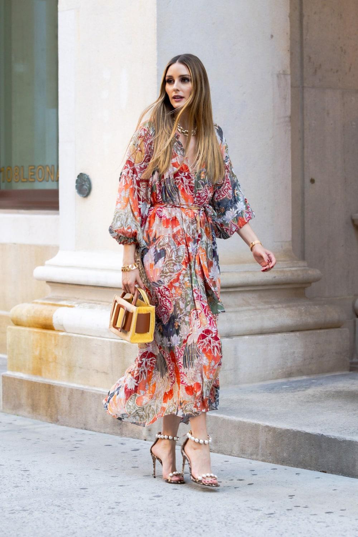 Street style inspiracija: Olivia Palermo ljeto 2021.