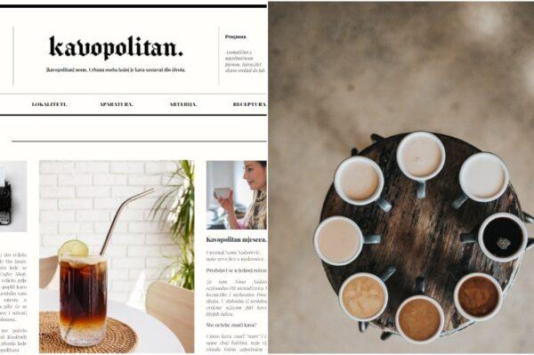 KAVOPOLITAN: Prve online novine o kavi koje otkrivaju tajne i zanimljivosti omiljenog napitka na svijetu