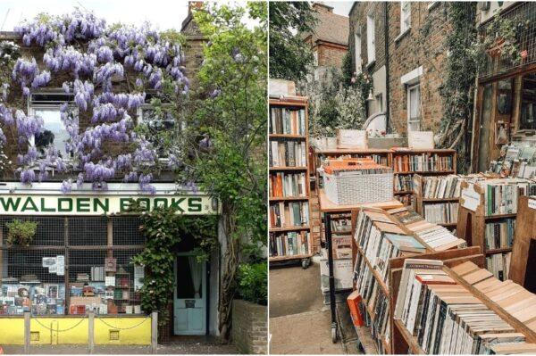 Koliko je samo lijepa ova skrivena šarmantna knjižara u maloj uličici u Londonu?