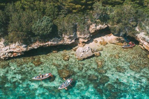 """Upoznajte prirodne ljepote juga Hrvatske kroz vođene ture """"Life & Ventures"""""""
