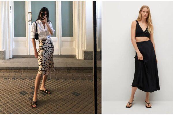 Midi suknja u 30 modela koji će odlično izgledati i u ljetnim i u jesenskim kombinacijama