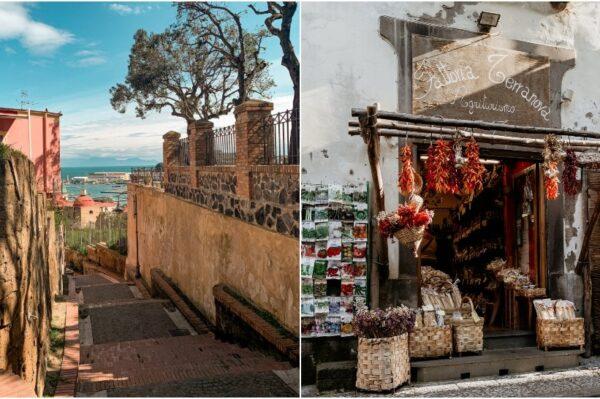 Kraj ljeta je idealan da posjetite sam jug Italije i grad Napulj