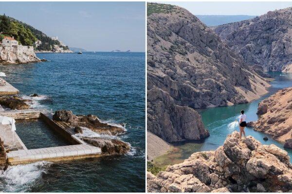 Iskoristite kraj ljeta za posjet ovim popularnim hrvatskim lokacijama s Instagrama