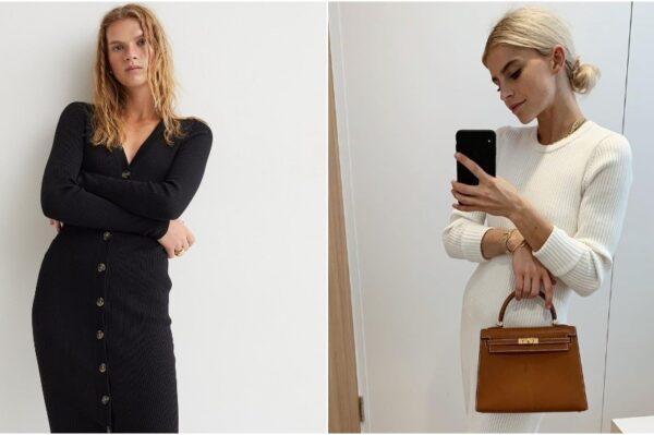 Pulover haljine u 33 najbolja modela za savršeni jesenski look