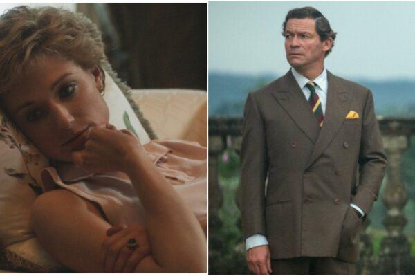 The Crown: Prvi pogled na Elizabeth Debicki koja glumi princezu Dianu i Dominica Westa kao princa Charlesa