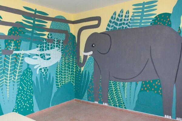 Novi murali krase zidove kaznionice i odgojnog zavoda u Turopolju