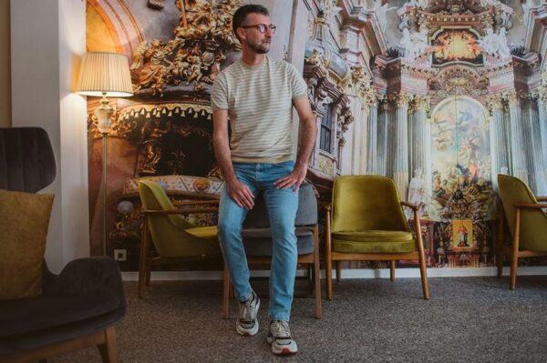 Journal Man: Dalibor Jakus pustio nas je u svijet svoje knjige 'Kraljev gambit'