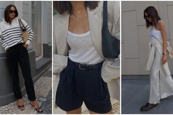 Jako jednostavne i chic outfit ideje za prijelazne dane