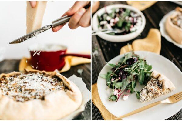 Hungry Mile: Galetta s gljivama koja će vas oduševiti