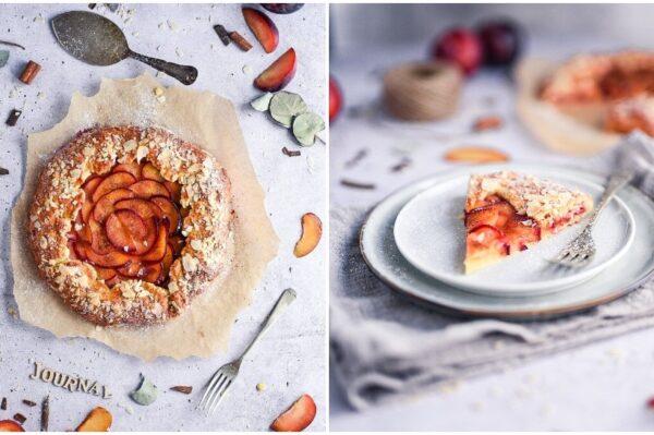 YumYum Paradise: Galette sa šljivama – kolač koji priziva hladnije dane