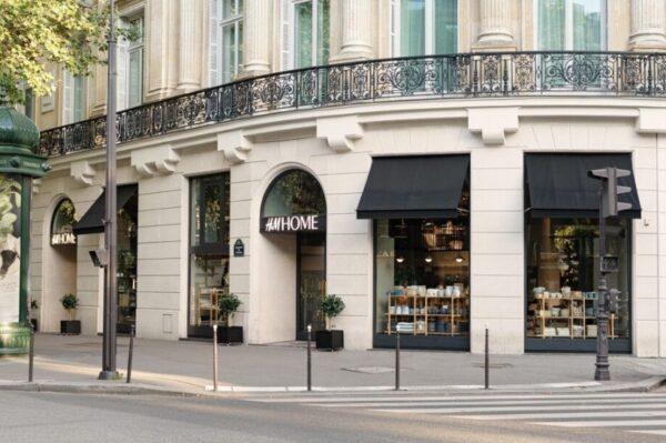 H&M Home upravo je otvorio predivnu samostalnu trgovinu u Parizu