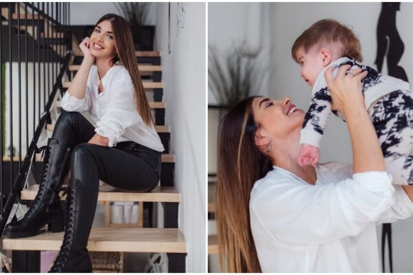 Moderna mama: Iva Šarić