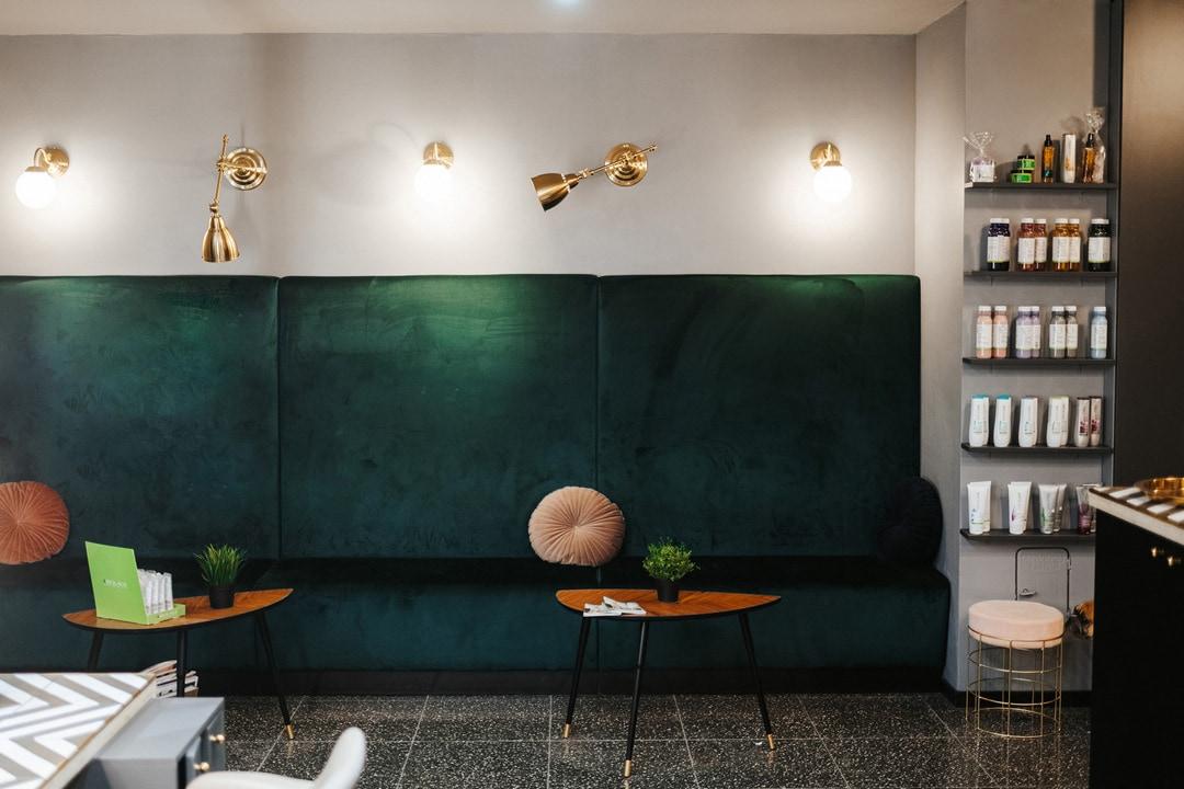 Iva Hrvatin Living Room