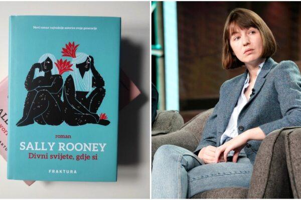 Je li nova knjiga Sally Rooney vrijedna hypea? Otkrijte u Journal Book Clubu