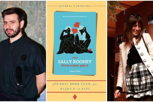 Ilina i Dino predstavljaju novi svjetski bestseller Sally Rooney