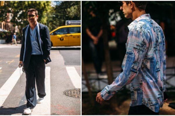 Journal Man: Jako stylish muškarci na ulicama New Yorka