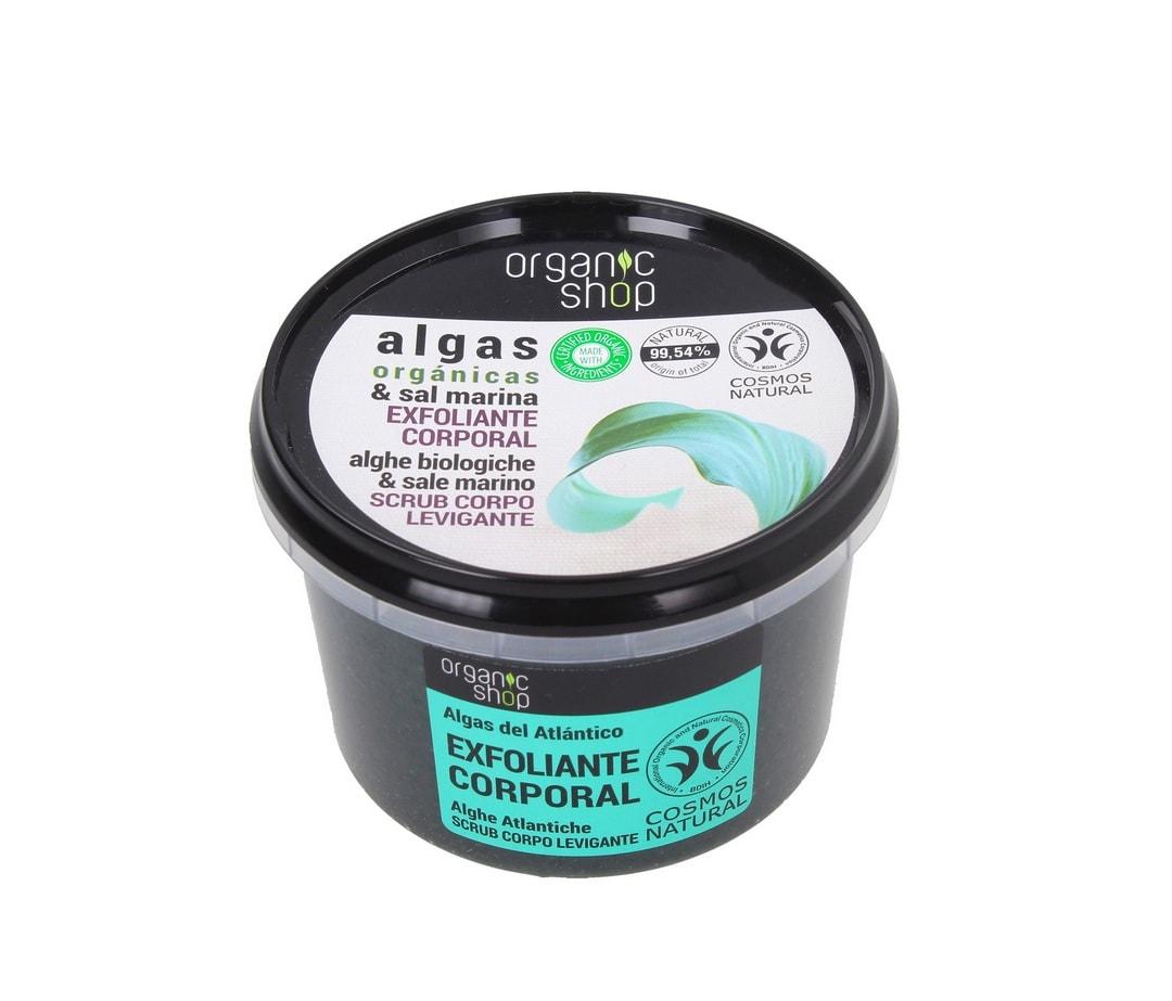 Organic Shop Atlantic Algae Body Scrub