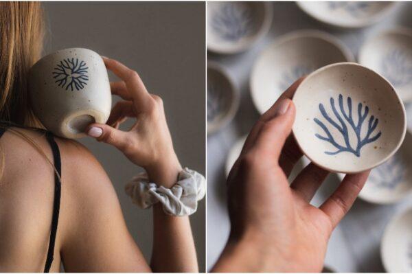 Plavetna ima kolekciju šalica i zdjelica koje osvajaju posebnošću
